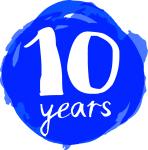 SS 10 Years Circle