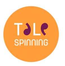 tale spinning logo
