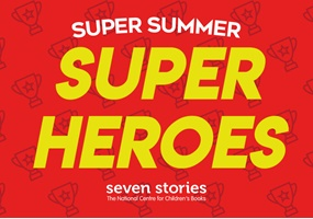 Super Summer: Superheroes