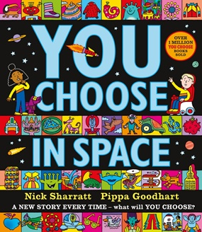 You Choose in Space!