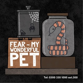 FEAR – My Wonderful Pet