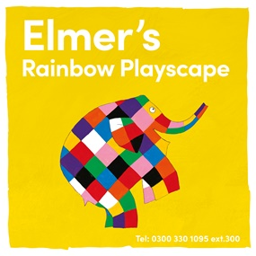 Elmer's Rainbow Playscape