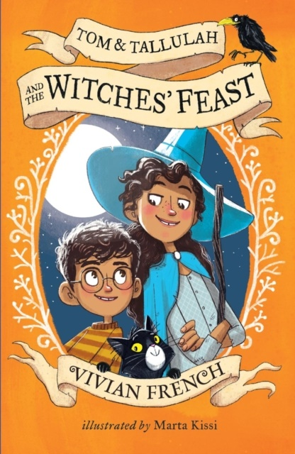 Tom, Tallulah and The Witches' Feast with Vivian French