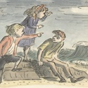 'Tim and Charlotte' (O.U.P. 1951) © Edward Ardizzone Estate, 1953 From the Seven Stories Collection