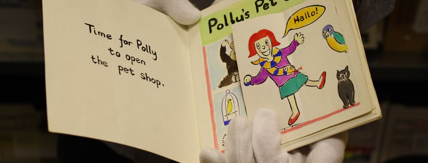 Polly's Pet Shop