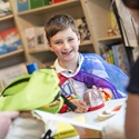 Sensory Backpacks are available to borrow for a £10 refundable deposit at reception!