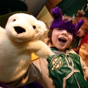 Dress as your favourite bears with our special headbands, puppets and costumes!