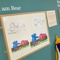 See original illustrations from the history of bears in children's literature!