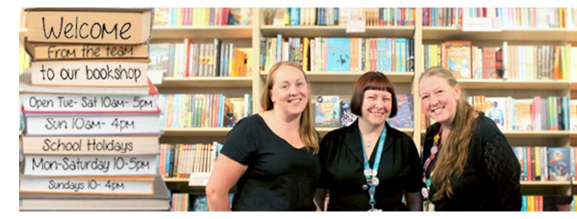 Meet The Bookshop Team