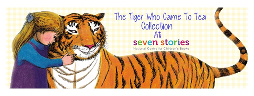 The Tige Who Came To Tea Collection
