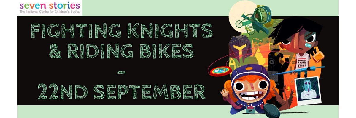 Fighting Knights and Riding Bikes with Gabrielle Kent
