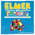 Elmer and Friends: The Colourful World of David McKee