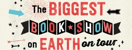 Biggest Book Show Live Tour 2015